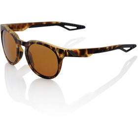 100% Campo Okulary rowerowe brązowy